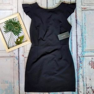 Zara Basics Little Black Dress